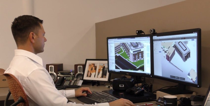 Bates expands Mercy Hospital in collaboration with McCarthy, using BIM collaboration software BIM 360 Team