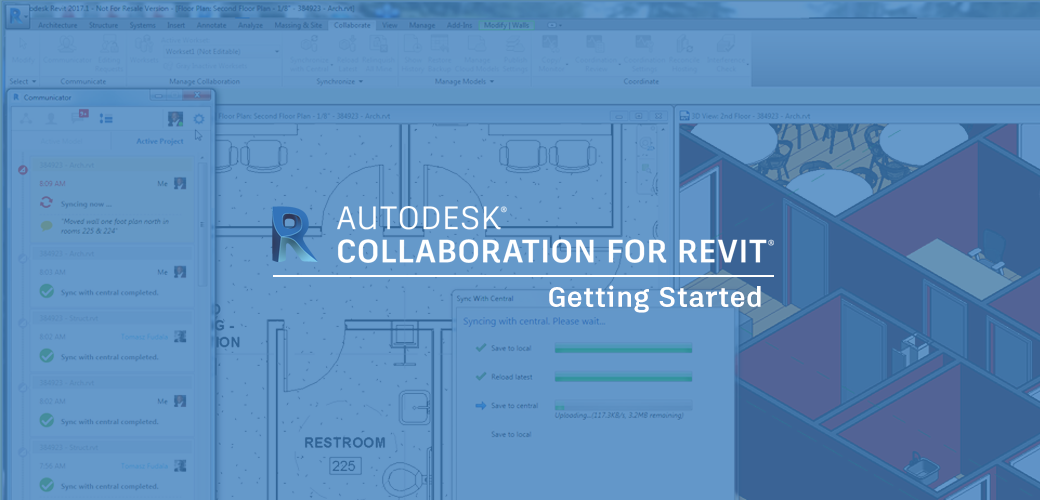 Collaboration for Revit tutorials, help links, resources, and more
