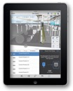Screenshot of BIM 360 Layout in iPad