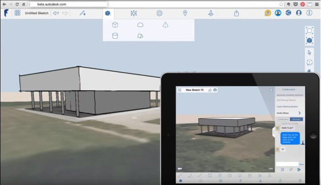 Have you tried FormIt's new collaboration features?